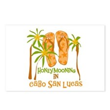 Honeymoon Cabo San Lucas Postcards (Package of 8)