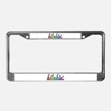 Bitchin' License Plate Frame