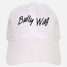 BullyWag Black Baseball Baseball Cap