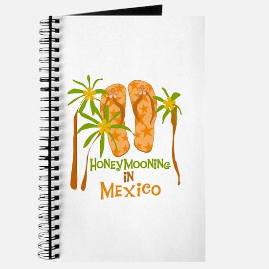 Honeymoon Mexico Journal