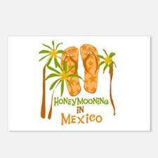 Honeymoon Mexico Postcards (Package of 8)