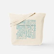 Blog Comment Tote Bag