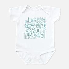 Blog Comment Infant Bodysuit