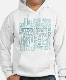 Blog Comment Hoodie