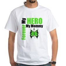 Lymphoma Hero Mommy Shirt