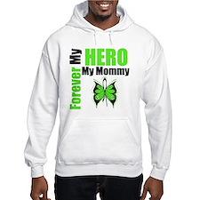 Lymphoma Hero Mommy Hoodie