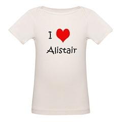 I Love Alistair Tee