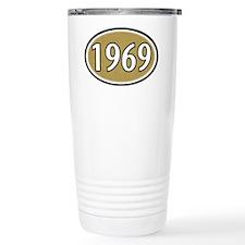 1969 Oval Travel Mug