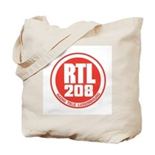 RADIO LUXEMBOURG 1980S -  Tote Bag