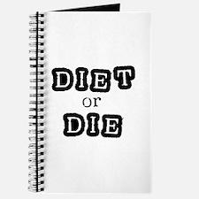 Diet or Die Journal