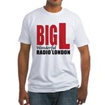 RADIO LONDON 1965 - Fitted T-Shirt