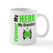 Lymphoma Hero Grandma Mug