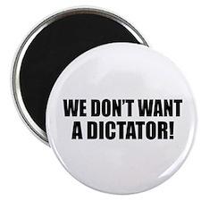 "Anti-Obama Dictator 2.25"" Magnet (100 pack)"