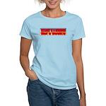 Assault is a Behavior Women's Light T-Shirt