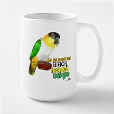 Black Headed Caique Mug