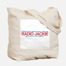 RADIO JACKIE London 1971 - Tote Bag