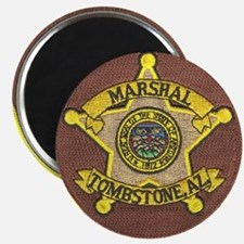Tombstone Marshal Magnet