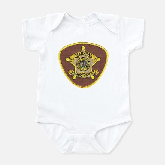 Tombstone Marshal Infant Bodysuit