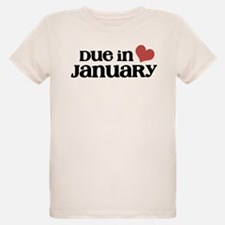 Due in January - T-Shirt