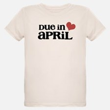 Due in April - T-Shirt