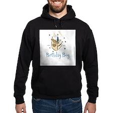 Brithday Boy Cake - Hoodie