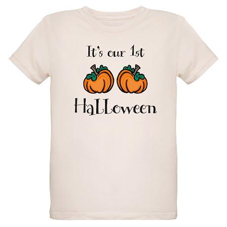 Our 1st Halloween - Organic Kids T-Shirt