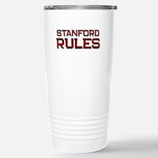stanford rules Travel Mug