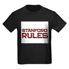 stanford rules T