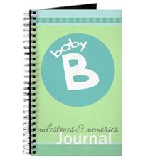 Baby B Milestones & Memories Journal