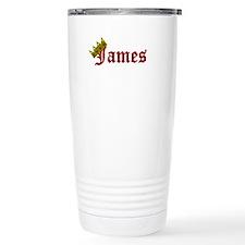 Funny Lebron james Travel Mug