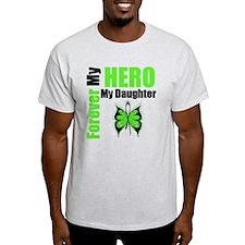 Lymphoma Hero Daughter T-Shirt