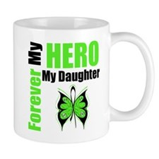 Lymphoma Hero Daughter Mug