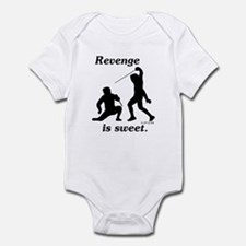 Revenge Infant Bodysuit
