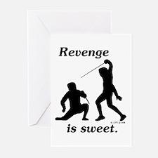 Revenge Greeting Cards (Pk of 20)