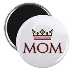 "Queen Mom 2.25"" Magnet (10 pack)"