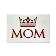 Queen Mom Rectangle Magnet