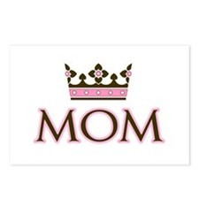 Queen Mom Postcards (Package of 8)