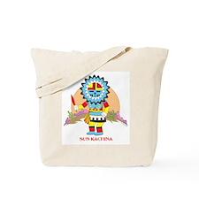 SUN KACHINA Tote Bag