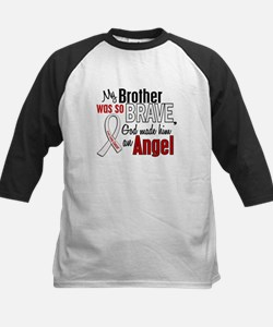 Angel 1 BROTHER Lung Cancer Tee