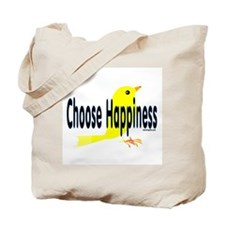 Happiness Choice Tote Bag