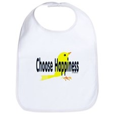 Happiness Choice Bib