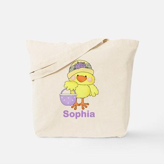 Sophia's Sweet Chick Tote Bag