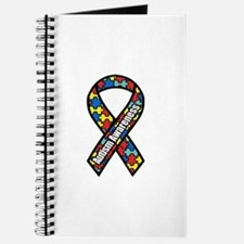 Autism Ribbon Journal
