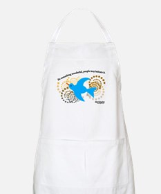 Do Something Wonderful Schweitzer BBQ Apron