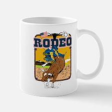 Rodeo Bull Ride Mug
