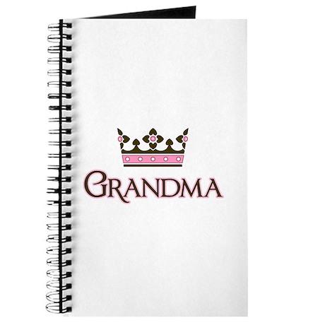 Queen Grandma Journal