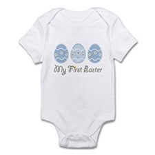 My First Easter Eggs Infant Bodysuit