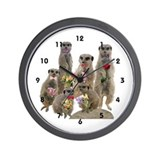 Meerkat Basic Clocks