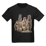 Meerkat Kids Dark T-Shirt