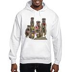 Meerkat Hooded Sweatshirt
